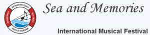 Море Фест-Международен фестивал Море и спомени-Лого